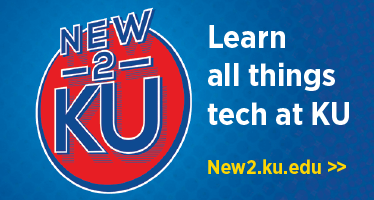 Click here to learn how to set up all your technology as a KU student!